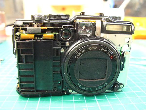 5 minute repair 001 canon powershot g9 12 1mp digital camera rh ianjohnston com Canon G10 canon powershot g9 repair manual
