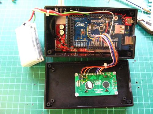 Project #020 - RC Joystick Tx V3 - USB Version