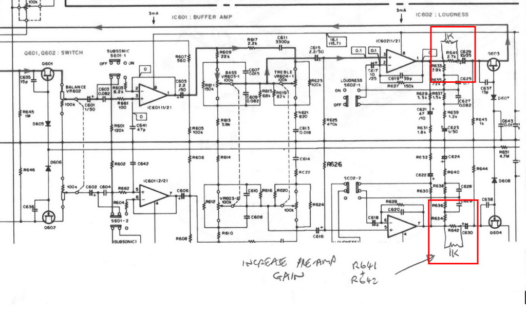 Amp Switch Diagram House Amplifier Wiring Diagram